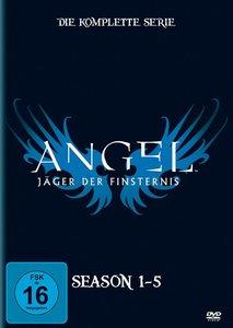 Angel – Jäger der Finsternis – Complete Box