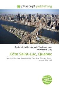 Côte Saint-Luc, Quebec