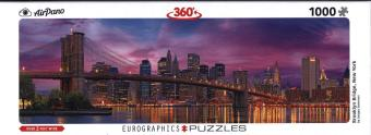 Brooklyn Bridge New York (Puzzle)