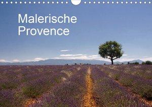 Malerische Provence (Wandkalender 2021 DIN A4 quer)