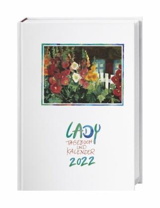 Lady Tagebuch A5 Kalender 2022