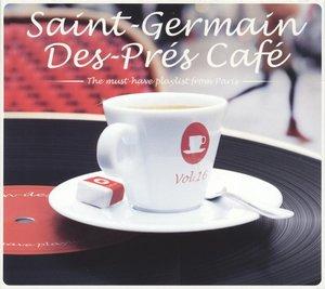 Saint-Germain-des-Pres Cafe 16