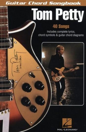 Tom Petty Guitar Chord Songbook