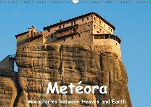 Metéora Monasteries between Heaven and Earth / UK-Version