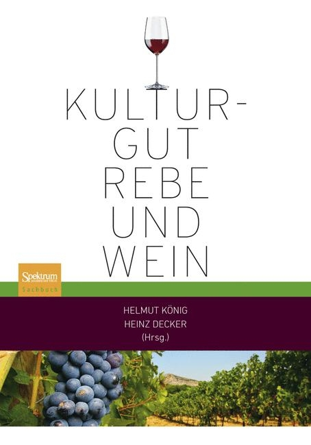 Kulturgut Rebe und Wein