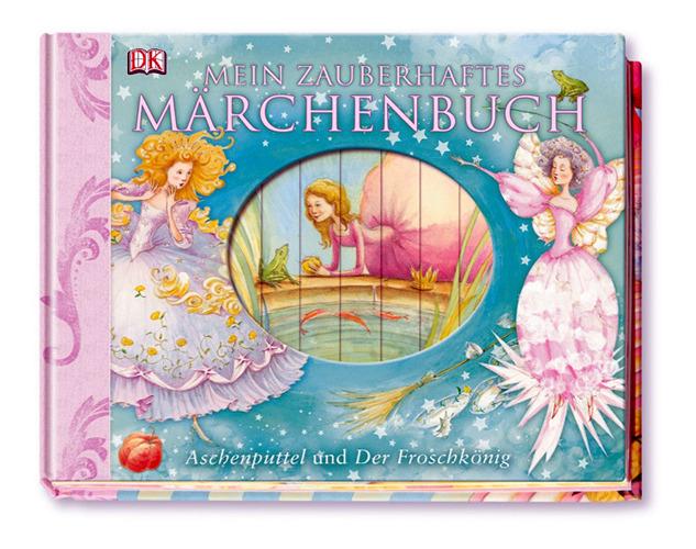 Mein zauberhaftes Märchenbuch
