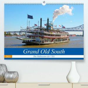 Grand Old South - Die Südstaaten der USA (Premium, hochwertiger