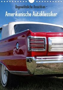 Ungewöhnliche Ansichten - Amerikanische Autoklassiker