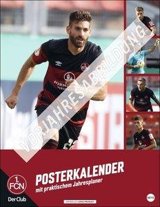 1. FC Nürnberg Posterkalender 2022