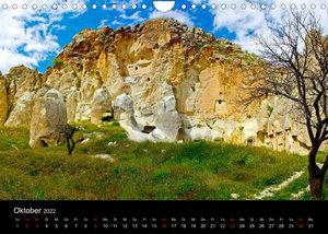Türkei - fantastisches Kappadokien (Wandkalender 2022 DIN A4 quer)