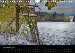 Kanzelkalender 2022 (Wandkalender 2022 DIN A4 quer)