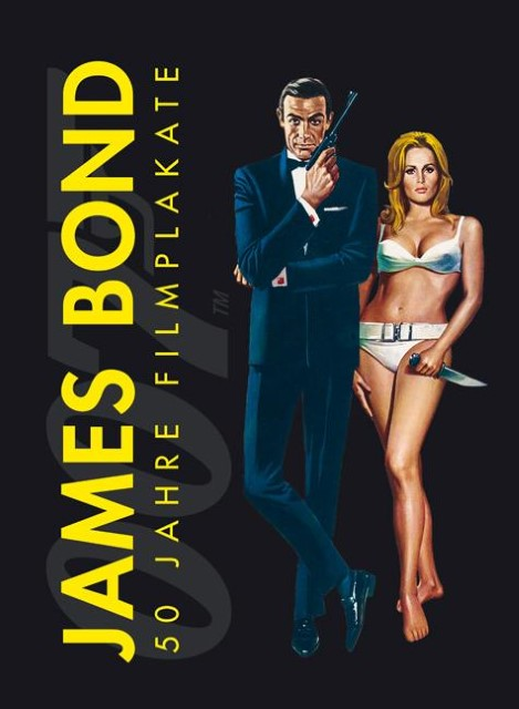 James Bond - 50 Jahre Filmplakate