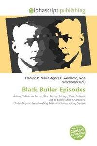 Black Butler Episodes