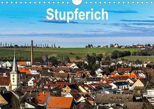 Stupferich (Wandkalender 2021 DIN A4 quer)