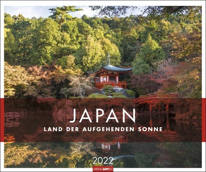 Japan Kalender 2022