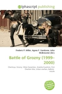 Battle of Grozny (1999 - 2000 )