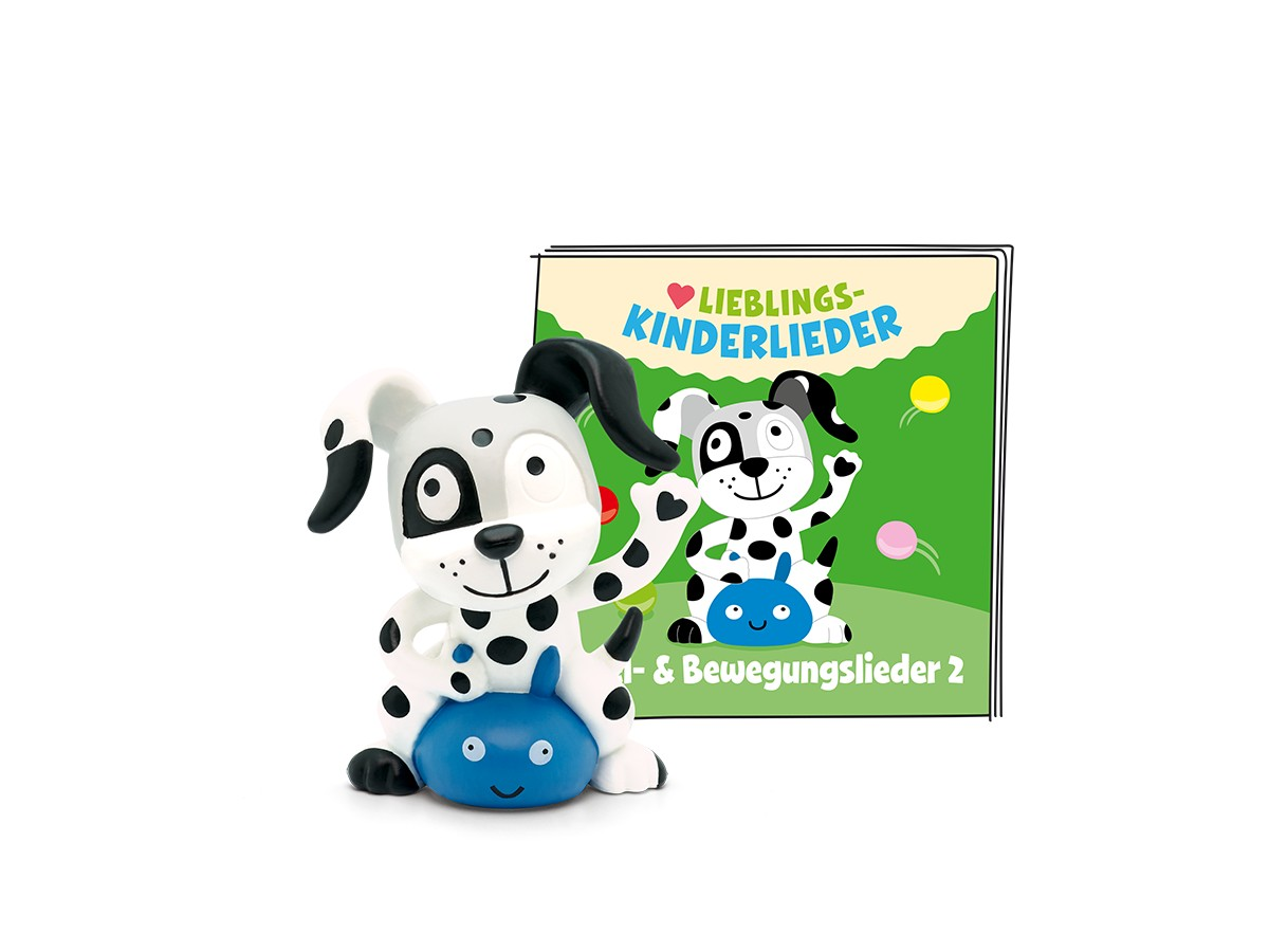 10000230 - Tonie - Lieblings-Kinderlieder - Spiel- und Bewegungs
