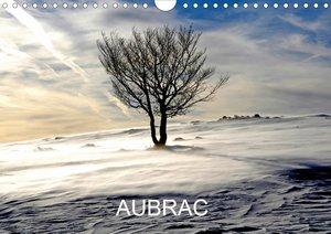 AUBRAC (Calendrier mural 2021 DIN A4 horizontal)