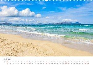Mallorca Traumhafte Insel (Wandkalender 2022 DIN A2 quer)