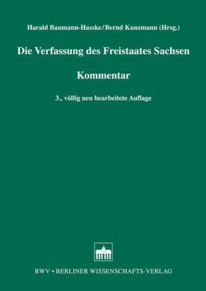 Die Verfassung des Freistaates Sachsen