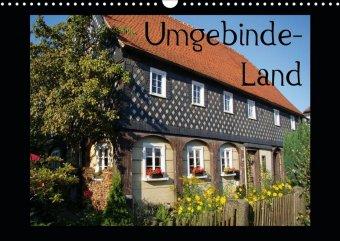 Umgebind-Land (Wandkalender 2021 DIN A3 quer)