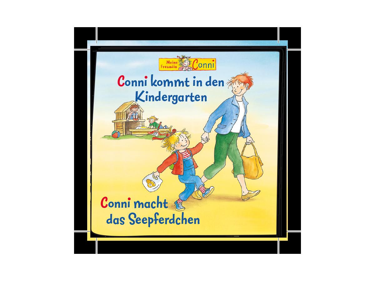 01-0010 Tonie-Conni - Conni kommt in den Kindergarten/Conni mach