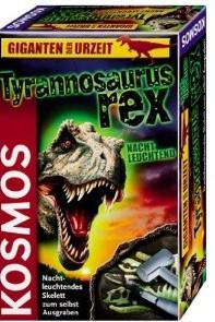 Ausgrabungsset Nachtleuchtender T-Rex