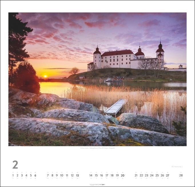 Schweden Kalender 2022