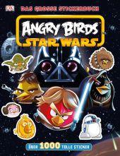 Angry Birds(TM) Star Wars(TM) Das große Stickerbuch