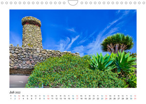 El Hierro - Insel mit allen Sinnen (Wandkalender 2022 DIN A4 quer)