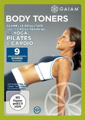 Gaiam-Body Toners