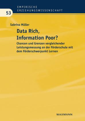 Data Rich, Information Poor?