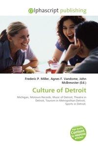 Culture of Detroit
