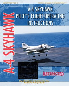A-4 Skyhawk Pilot\'s Flight Operating Instructions