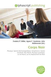 Corps Noir