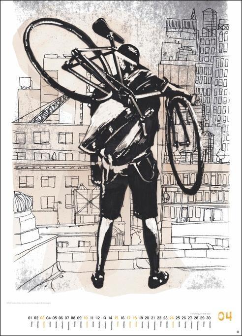 Bike Art Edition Kalender 2022