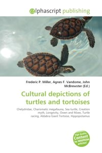 Cultural depictions of turtles and tortoises