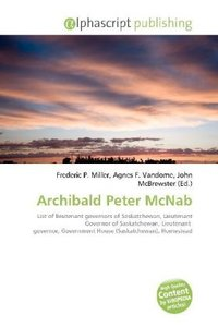 Archibald Peter McNab