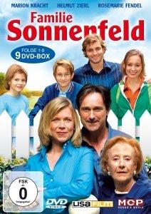Familie Sonnenfeld, Folge 1-9, 9 DVDs