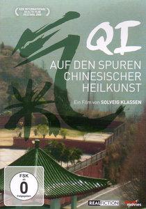 Qi - Auf den Spuren chinesischer Heilkunst, 1 DVD