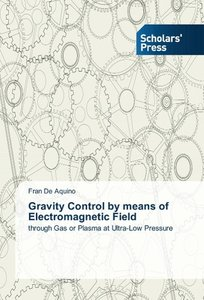 Gravity Control by means of Electromagnetic Field