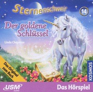 Sternenschweif - Der goldene Schlüssel. Folge.14, 1 Audio-CD