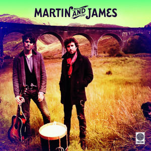 Martin and James, 1 Audio-CD