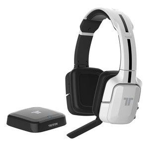 TRITTON(R) Kunai Wireless Stereo Headset, weiss