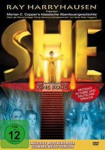 She - Herrscherin einer versunkenen Welt