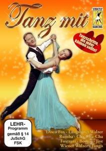 Tanz mit! Tanzschritte die jeder kennen sollte!, 1 DVD
