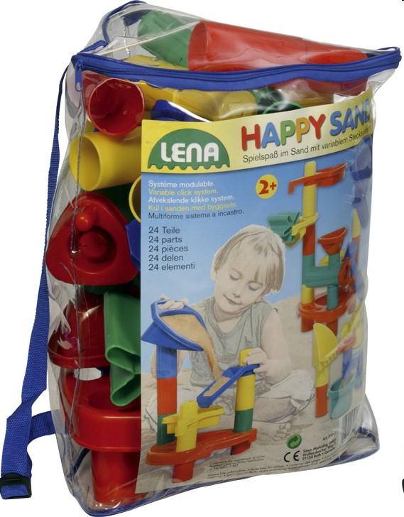 Lena 05041 - Happy Sand 24, Rucksack