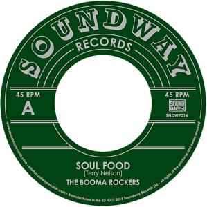 Soul Food/Booma Woman