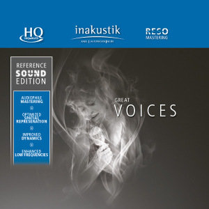 Reference Sound Edition: Great Voices,Vol.1