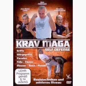 Various: Krav Maga Self Defense Basistechniken un